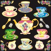 10257486-fancy-victorian-style-tea-set
