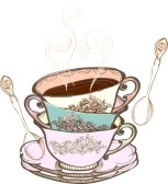 13503566-tea-cup-background-with-spoon-illustration